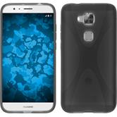 Silicone Case for Huawei G8 X-Style gray