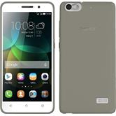 Silicone Case for Huawei Honor 4c Slimcase gray