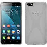 Silicone Case for Huawei Honor 4x X-Style transparent