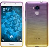 Silicone Case for Huawei Honor 5C Ombrè Design:05