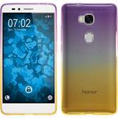 Silicone Case for Huawei Honor 5X Ombrè Design:05