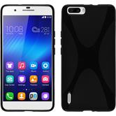Silicone Case for Huawei Honor 6 Plus X-Style black