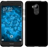 Silicone Case Honor 6C Pro  black Case