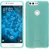 Silicone Case for Huawei Honor 8 crystal-case turquoise