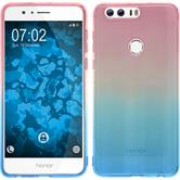 Silicone Case for Huawei Honor 8 Ombrè Design:06