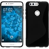 Silicone Case for Huawei Honor 8 S-Style black