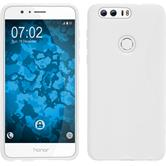 Silicone Case for Huawei Honor 8 S-Style white
