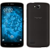 Silicone Case for Huawei Honor Holly Slimcase gray