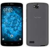 Silicone Case for Huawei Honor Holly Slimcase transparent