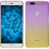 Silicone Case for Huawei Honor V8 Ombrè Design:05
