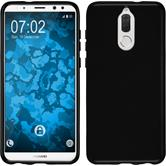 Silicone Case Mate 10 Lite  black Case