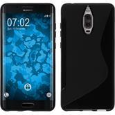 Silicone Case Mate 9 Pro S-Style black
