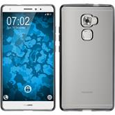 Silicone Case for Huawei Mate S Slim Fit gray