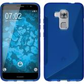 Silicone Case for Huawei Nova Plus S-Style blue