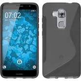Silicone Case for Huawei Nova Plus S-Style gray