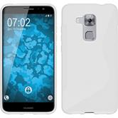 Silicone Case for Huawei Nova Plus S-Style white