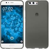 Silicone Case P10 Plus matt gray Case