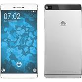 Silicone Case for Huawei P8 360° Fullbody transparent
