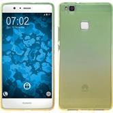 Silicone Case for Huawei P9 Lite Ombrè Design:03