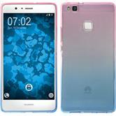 Silicone Case for Huawei P9 Lite Ombrè Design:06