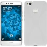 Silicone Case for Huawei P9 Lite X-Style white