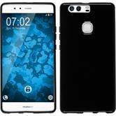 Silicone Case for Huawei P9 Plus crystal-case black