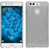 Silicone Case for Huawei P9 S-Style transparent