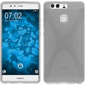 Silicone Case for Huawei P9 X-Style transparent