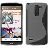 Silicone Case for LG G3 Stylus S-Style transparent