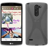 Silicone Case for LG G3 Stylus X-Style transparent