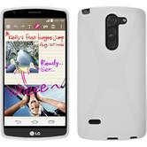 Silicone Case for LG G3 Stylus X-Style white