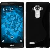 Silicone Case for LG G4 S-Style black