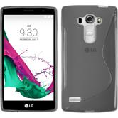 Silicone Case for LG G4s / G4 Beat S-Style gray