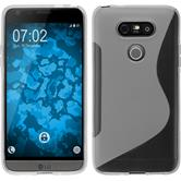 Silicone Case for LG G5 S-Style transparent