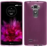 Silicone Case for LG G Flex 2 transparent pink