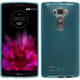 Silicone Case for LG G Flex 2 transparent turquoise