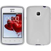 Silicone Case for LG L30 X-Style white