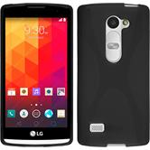 Silicone Case for LG Leon X-Style black