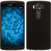 Silicone Case for LG V10 transparent black