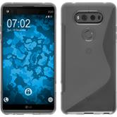 Silicone Case for LG V20 S-Style transparent