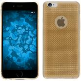 Silicone Case for Apple iPhone 6s / 6 Iced gold