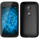 Silicone Case for Motorola Moto E 2015 2. Generation Slimcase transparent