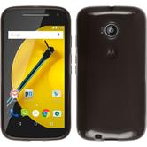 Silicone Case for Motorola Moto E 2015 2. Generation transparent black