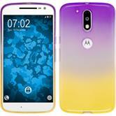 Silicone Case for Motorola Moto G4 Ombrè Design:05