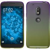 Silicone Case for Motorola Moto G4 Play Ombrè Design:05