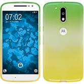 Silicone Case for Motorola Moto G4 Plus Ombrè Design:03