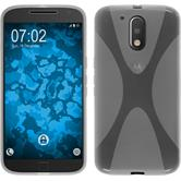 Silicone Case for Motorola Moto G4 Plus X-Style transparent