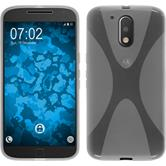 Silicone Case for Motorola Moto G4 X-Style transparent