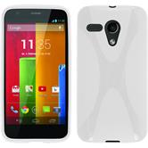 Silicone Case for Motorola Moto G X-Style white