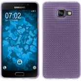 Silicone Case for Samsung Galaxy A3 (2016) A310 Iced purple